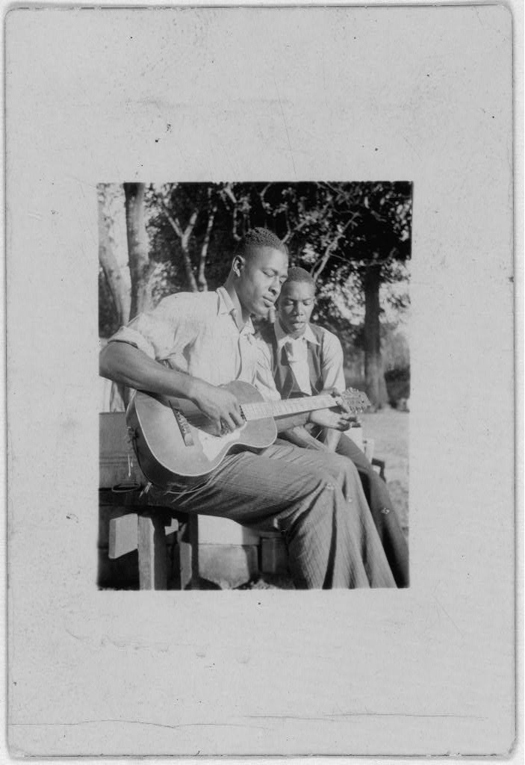 Blues, Baptisms, and Prison Farms: The Lomax Snapshots of 1934-1950